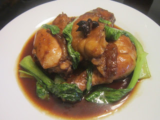 CHICKEN ASADO with HOISIN SAUCE - Chinese Style