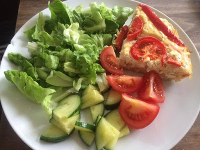 Slimming World Pasta Quiche - Syn Free