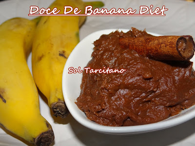 Doce De Banana Diet