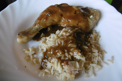 Madhouse recipe : Lemon gravy chicken