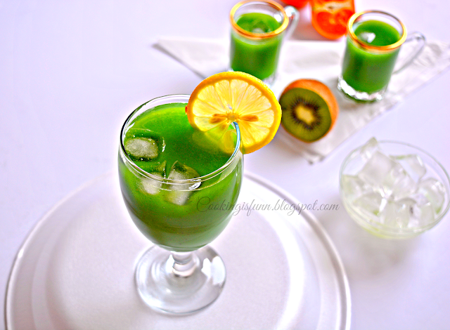 KiwiFruit Punch
