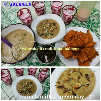 Hyderabadi  Chicken Haleem