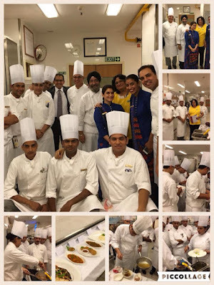 COOKING TRAINING WORKSHOP IN COLONIAL ANGLO-INDIAN CUISINE AT THE OBEROI MUMBAI 11TH TO 13TH JULY 2016