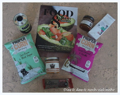 Foodist Box Januar 2016