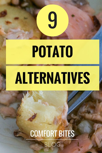 9 Alternatives to Potatoes