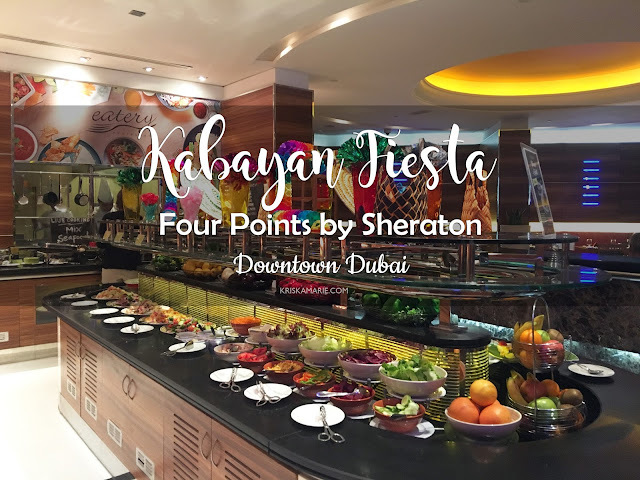 Kabayan Fiesta at Four Points by Sheraton Downtown Dubai