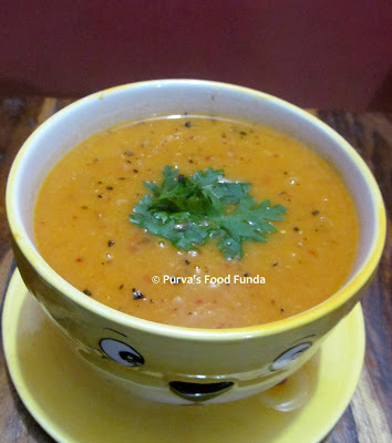 Easy and Quick Vegetable Soup
