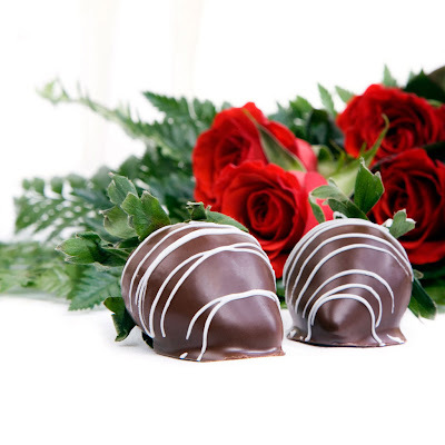 Chocolate Day Strawberries Recipe
