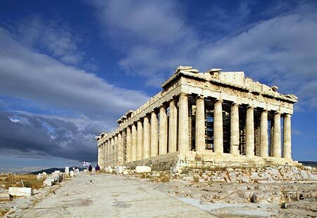 Greece - Athens Travel Story