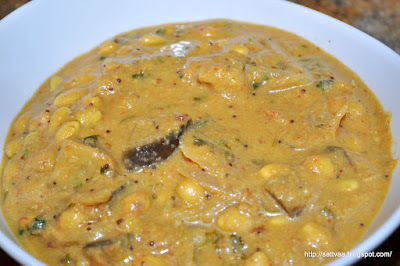 Avarekalu (hyacinth beans or papdi lilva) curry - a versatile side dish in any meal plan