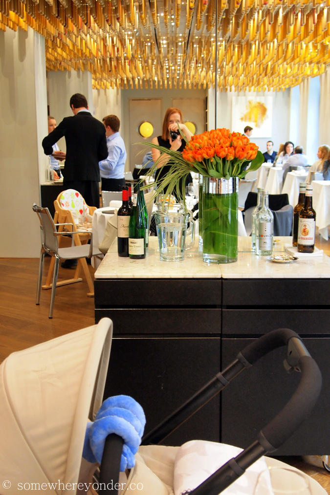 Michelin star dining with a baby - Ametsa with Arzak Instruction, London