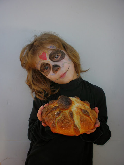 PAN DE MUERTO ~MÉXICO~BAKE THE WORLD~