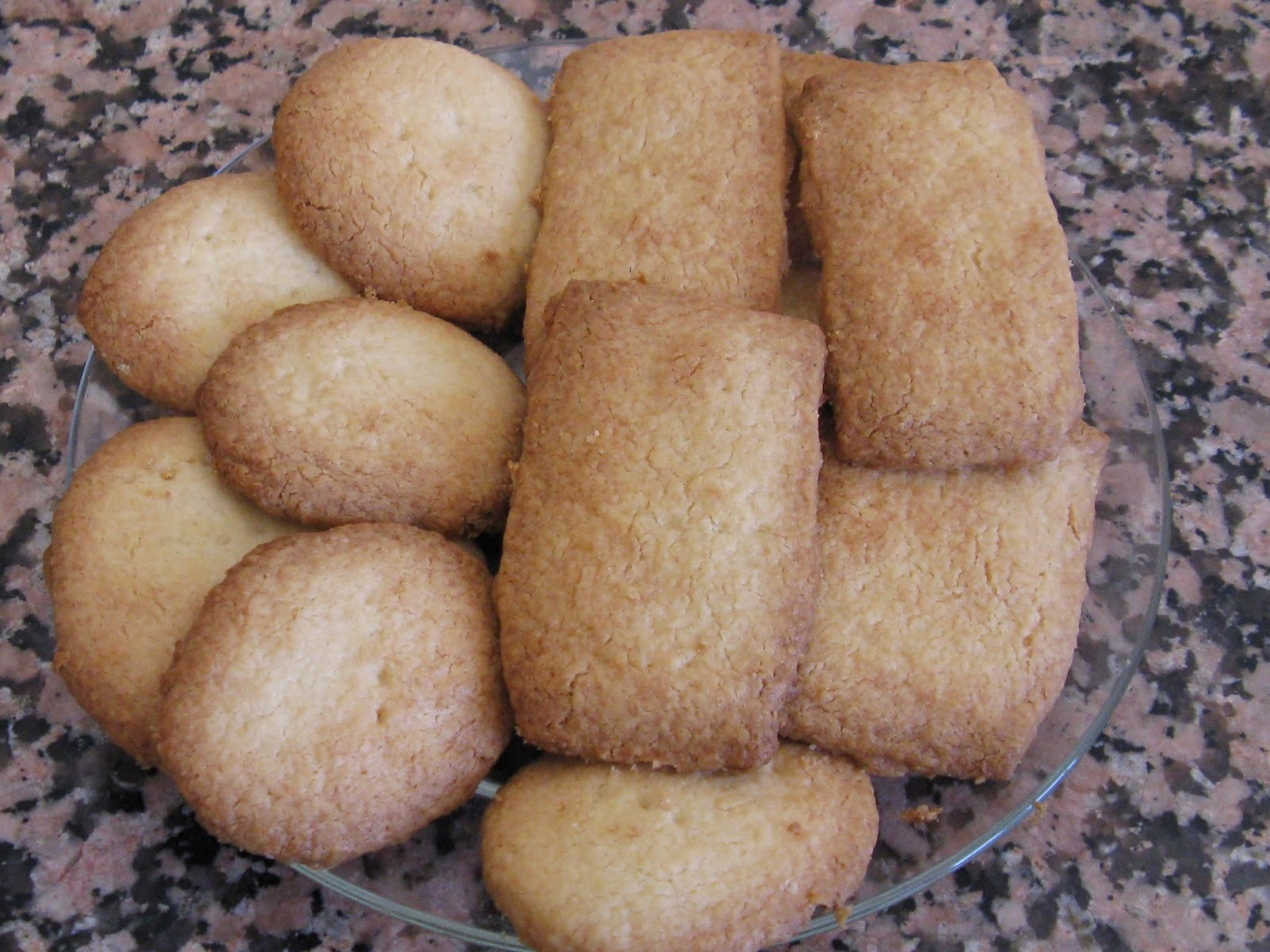 GALLETAS ESCOCESAS