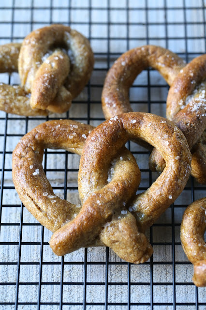 Soft Pretzels Recipe from The Paleo Kids Cookbook