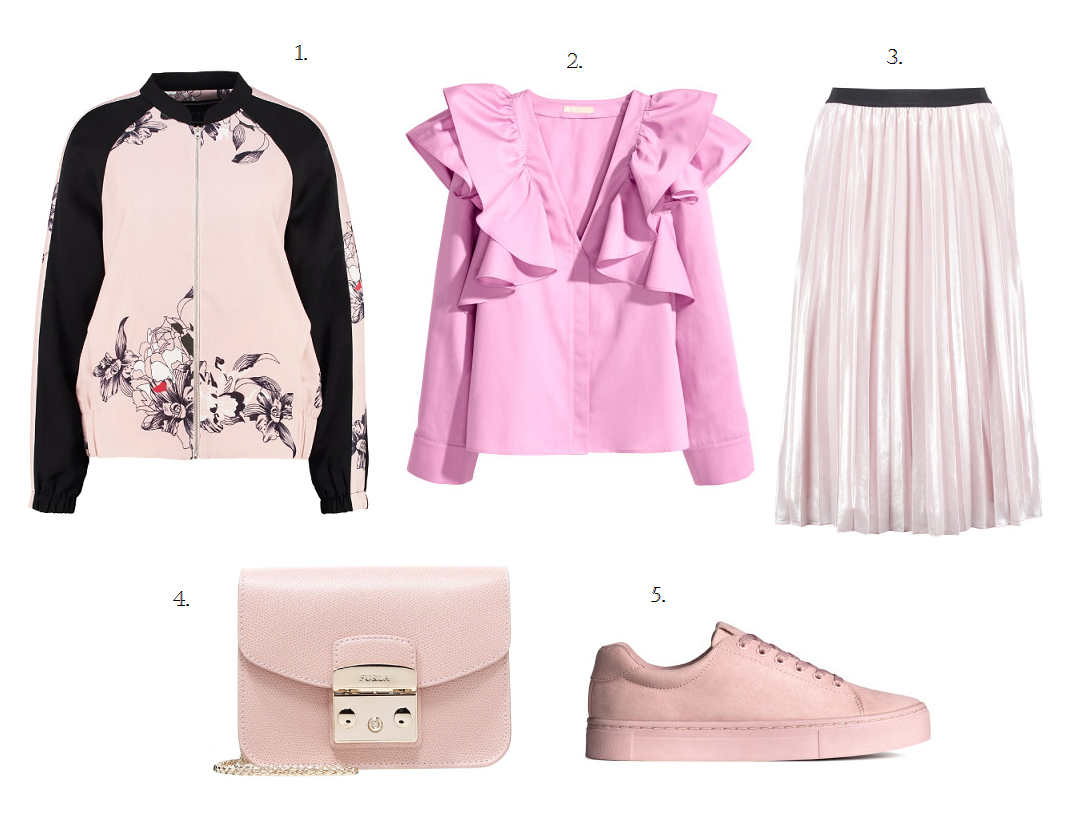 MONDAY WISHLIST - SOME PINK PLEASE!