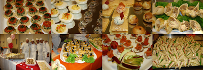 Appetizers / Pasapalos / Bocaditos / Hors d'oeuvres / Chats/ Amuse-bouches