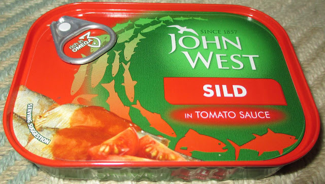 Sild in Tomato Sauce (Sainsbury's Local) By @SpectreUK