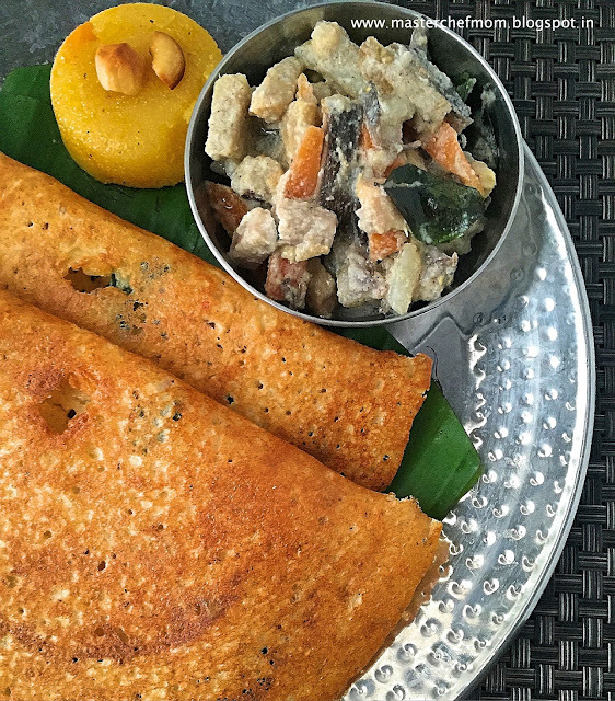 Adai | Rice and Lentil Crepes from Tamilnadu | How to make Adai | Adai Batter Recipe | Gluten free Recipe | Traditional Recipe