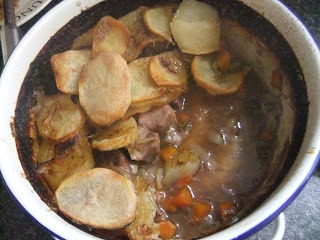 Lamb Hot Pot
