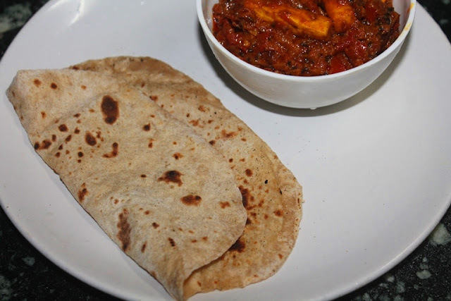 Oats Chapati Recipe - Oats Roti Recipe