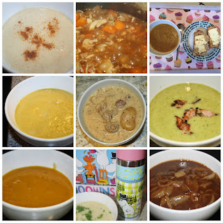 10 Reasons to be Addicted to Soup - Winter Soup Recipes
