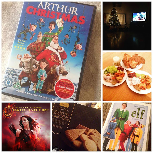 December Favourites - The Hunger Games, Elf & Christmas Food!