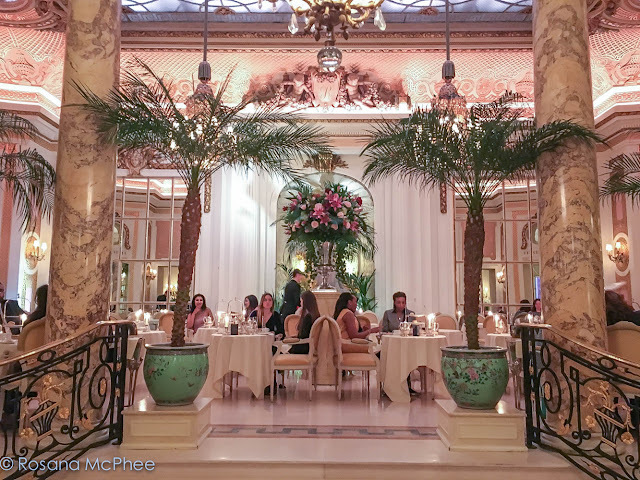 Traditional Afternoon Tea at The Ritz, London