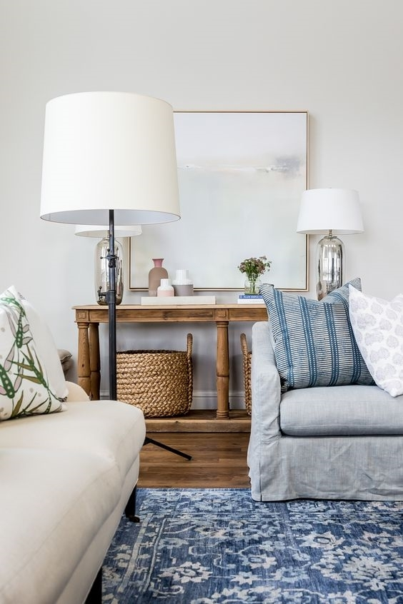 Spaces to Love - Restful Living Spaces