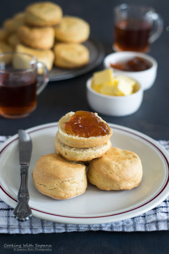 Biscuit Recipe | How to make Basic Biscuits