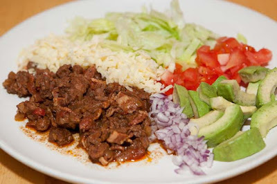 Chili con carne (Crock Pot)