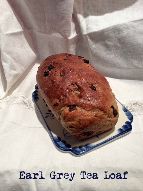 Slow Dough: Real Bread by Chris Young and Earl Grey tea loaf recipe