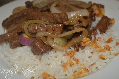 Braised Beef with Onion