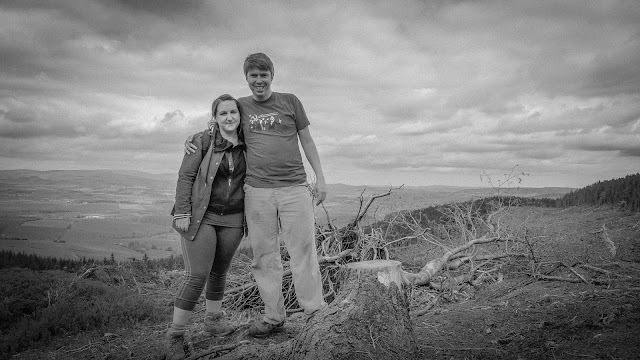 Lovely things to do #2: Go for a walk up to Simonside