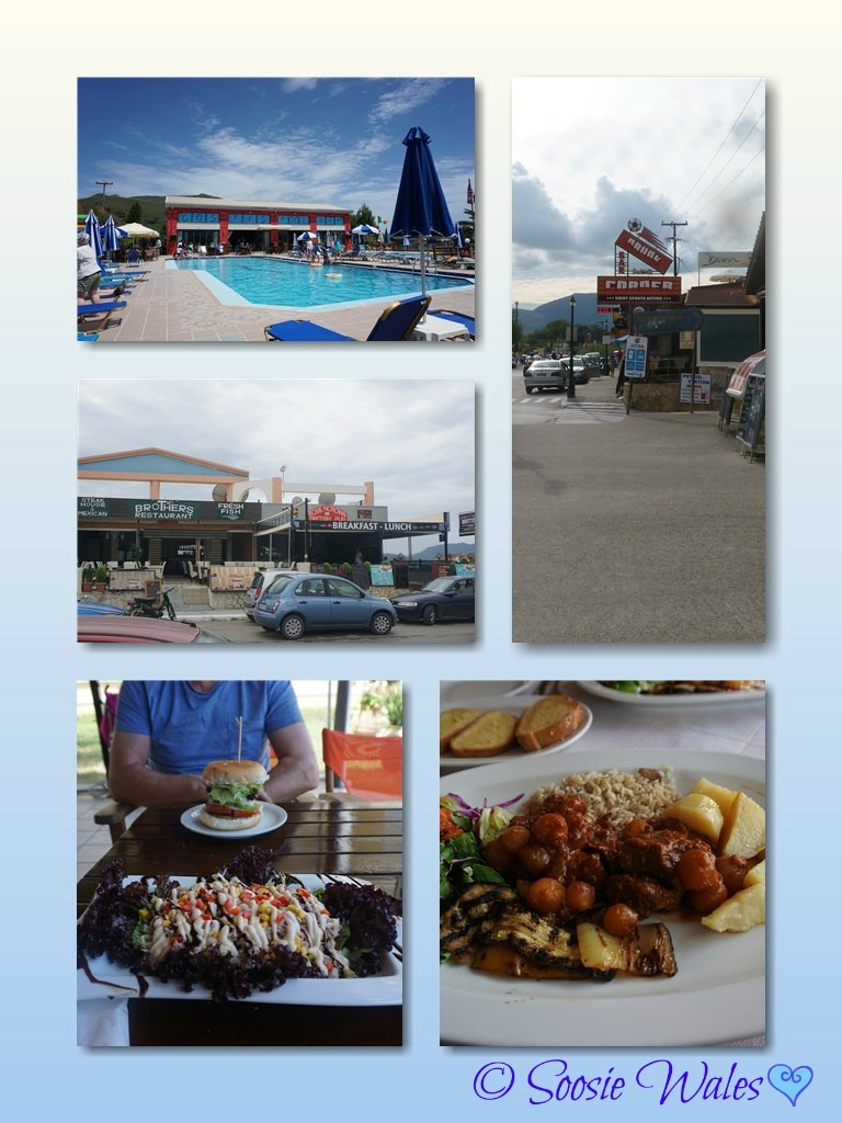 Places To Eat And Drink In Kalamaki