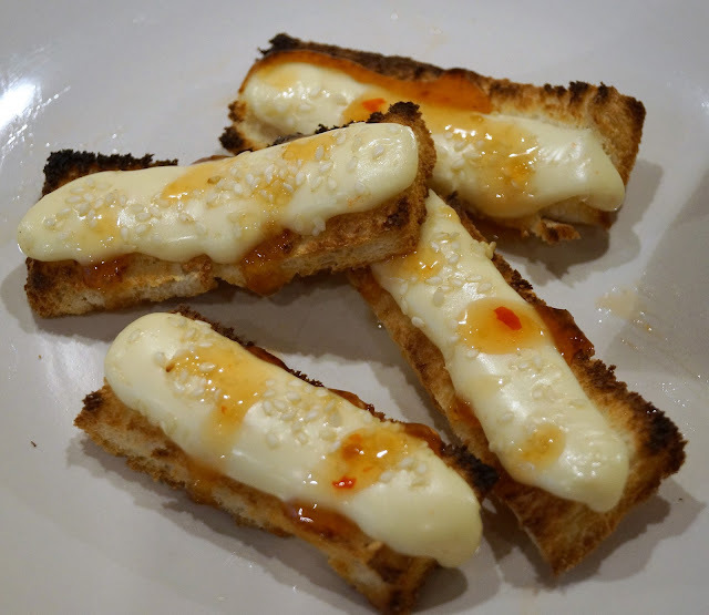 Bonfire Night Snacks with Primula Cheese