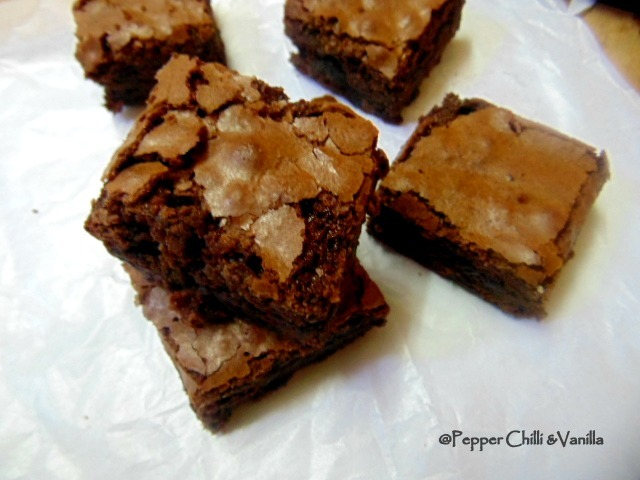 Best Brownies Ever/Classic Brownies Recipe