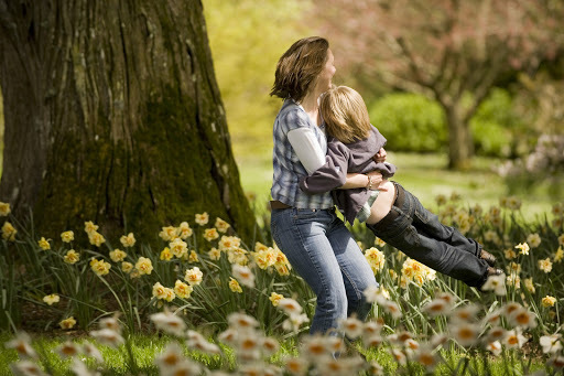 Mothers Day with the National Trust