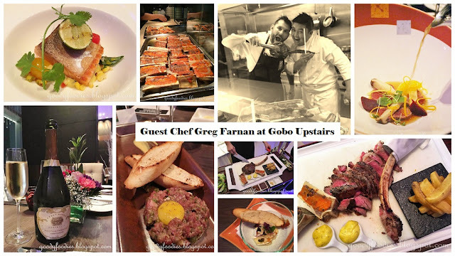 Guest Chef Greg Farnan at Gobo Upstairs, Traders Hotel KL - Top Meats & Taste of Australia