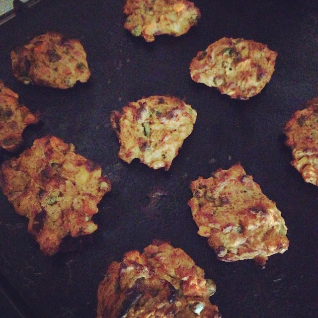 Slimming World Pakoras Recipe...
