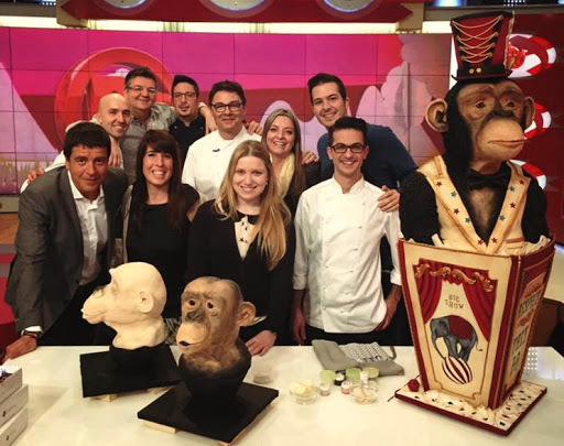 Chocolate Plástico y Tendencias en Monas de Pascua 2016 en TV3