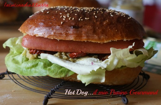 HOT DOG…IL MIO PANINO GOURMAND!