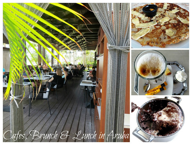 Cafes, Brunch & Lunch in Palm Beach | Aruba