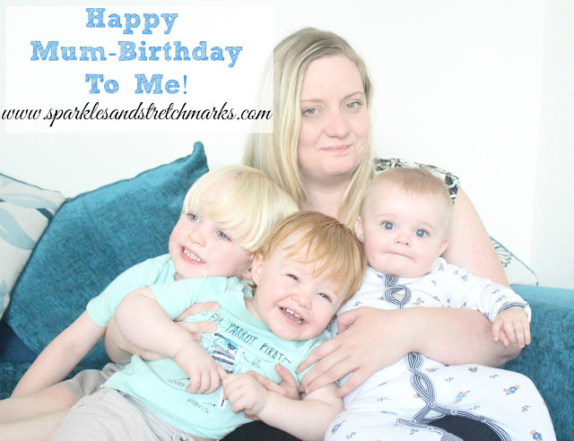 Rant Alert: Happy Mum-Birthday To Me