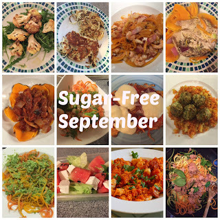 Sugar-Free September - Ways to Eat Less Sugar #SugarFreeSeptember