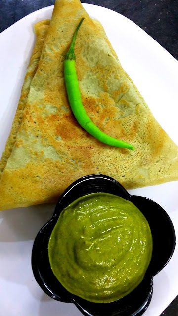 Bobbarlu Dosa - Lobia Recipe in Hindi or Black Eyed Beans Dosa in english