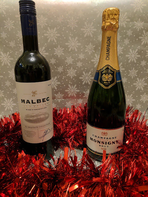 All About the Drinks! Christmas with Aldi