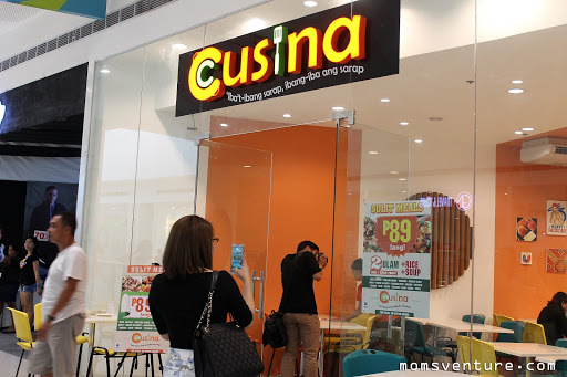 Cusina at SM Center Angono