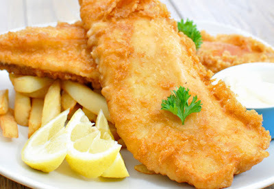 Fish & Chips Masterclass on 3rd March in  Killybegs, Ireland's Biggest Fishing Town