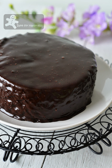 Like Violet Kwan Lana Cake Chocolate Cake - The Steamed Version (Ultra Moist and Fudgy!)