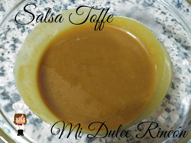 SALSA TOFFEE